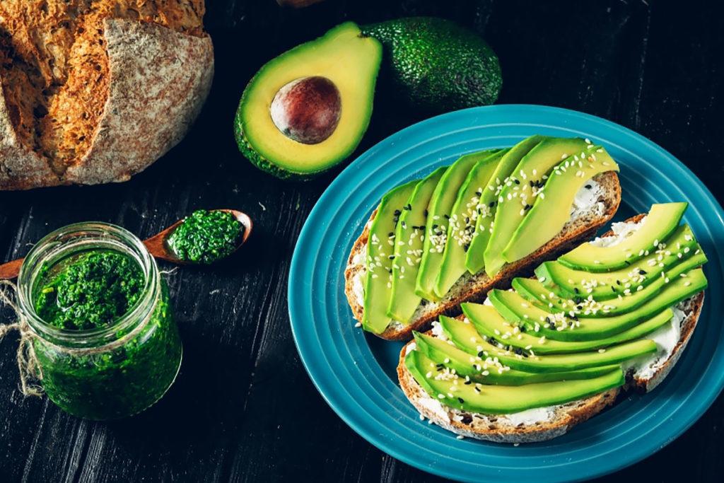 ejemplos de desayuno saludables ig