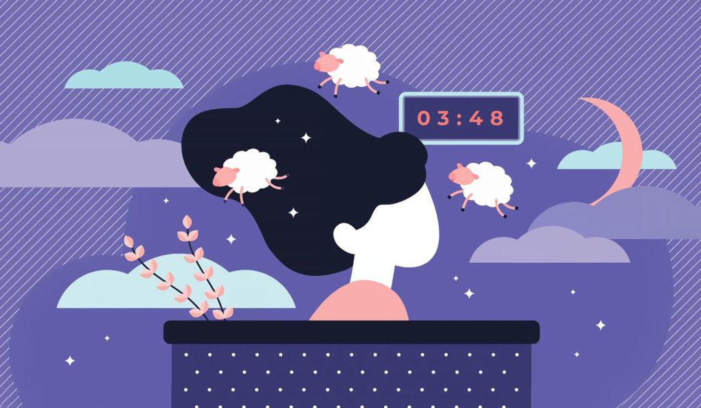 falta de sueño en la adolescencia