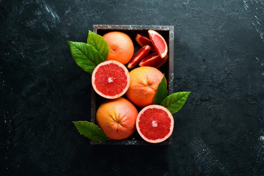 lista de frutas keto