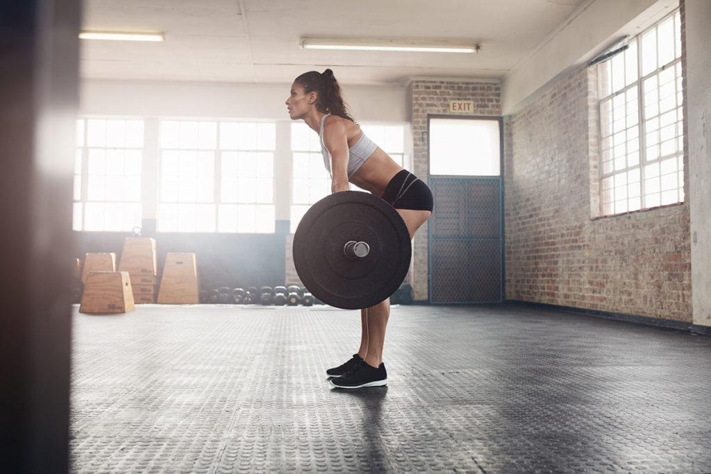 como lograr un cuerpo de mujer fitness