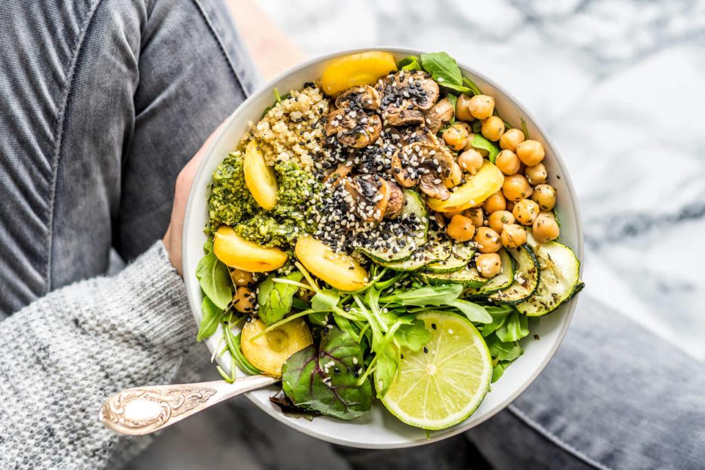 nutrición para hígado graso