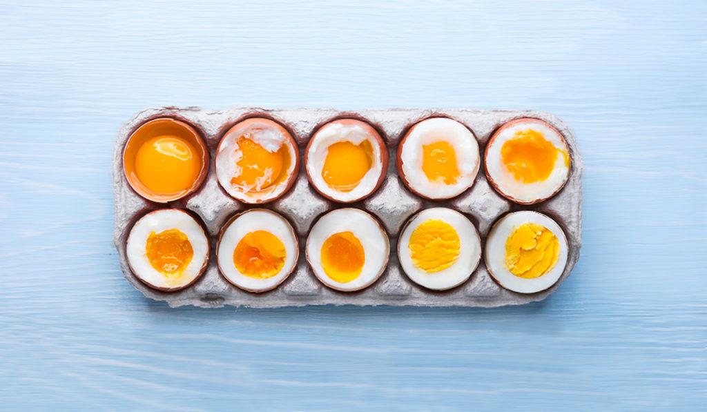 cuantos huevos al dia