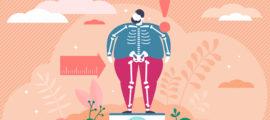 Exceso de peso corporal – consecuencias y daños  ¿Cómo saber si tienes sobrepeso?