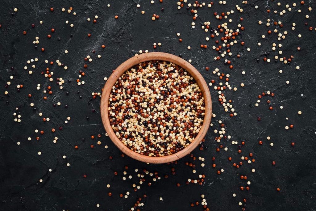 ig quinoa