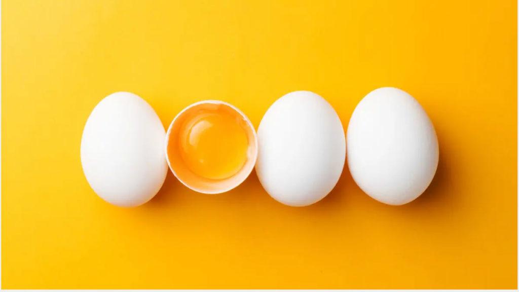 huevos proteinas