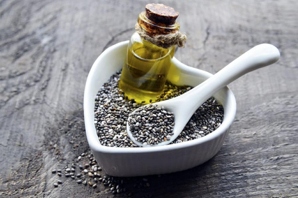 aceite de semillas de chia