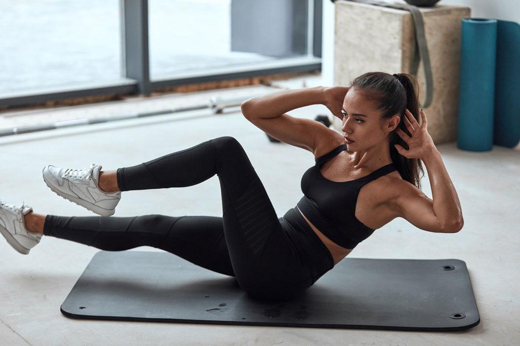 cuerpo fitness mujeres ejercicios