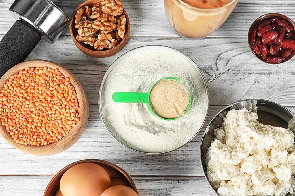 muchas proteinas pueden bajar o aumentar la testosterona