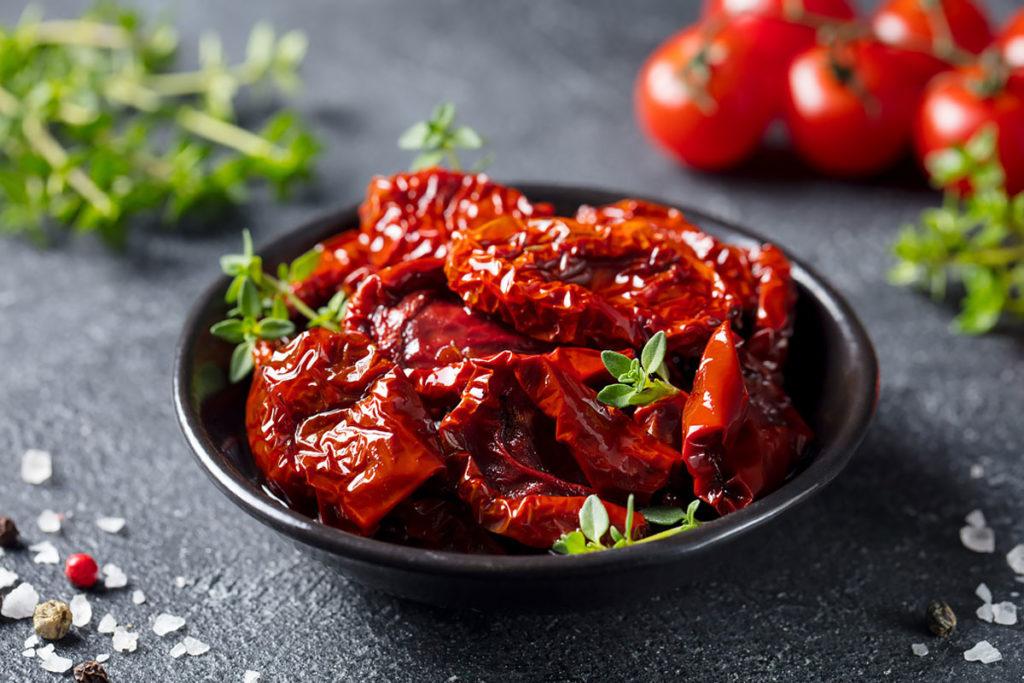 como hacer tomates secos en casa