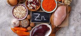 Alimentos con zinc – ¿Cuáles son y qué beneficios tienen en el cuerpo?