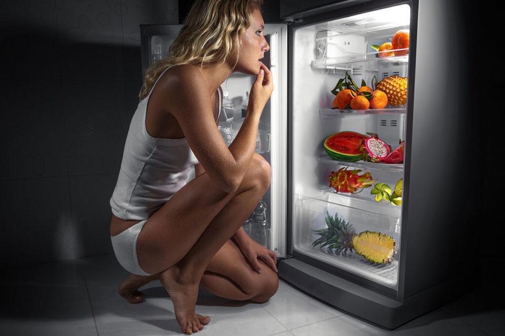 como dejar de comer todo el tiempo