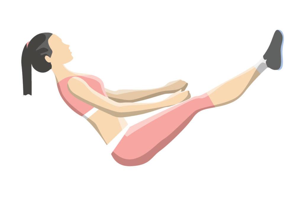 como se llaman los ejercicios abdominales