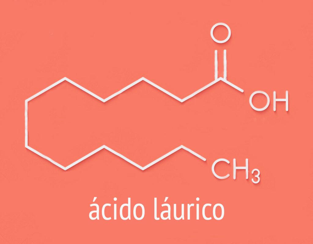 que es el acido laurico