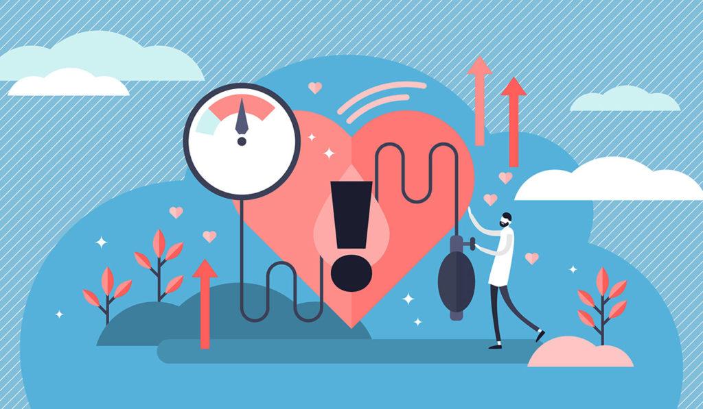 complicaciones de la hipertension