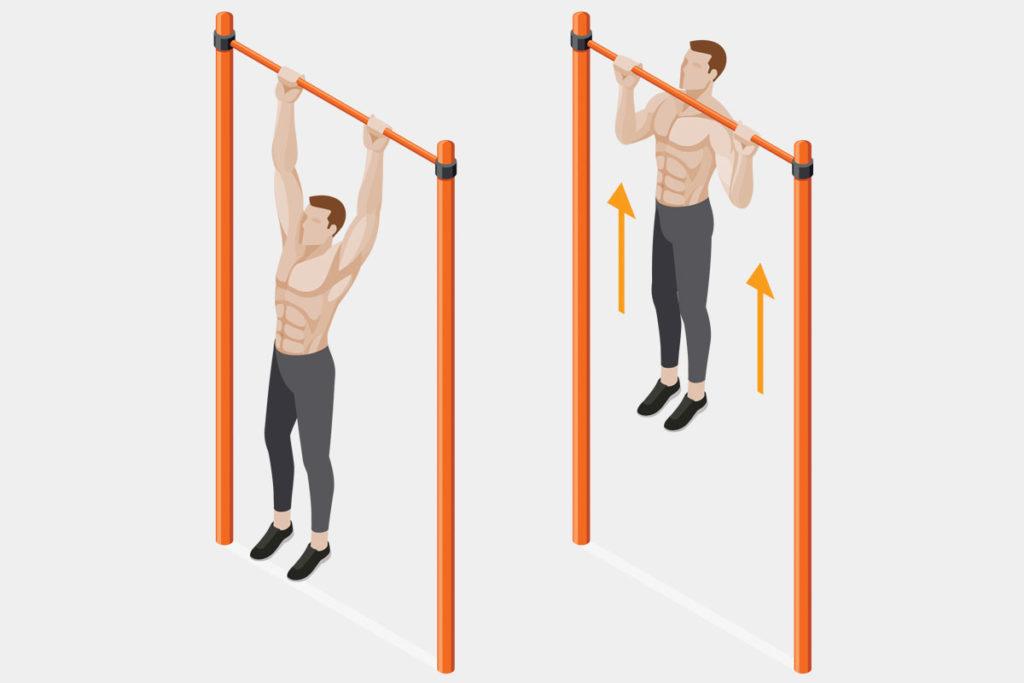 ejercicios para espalda afuera