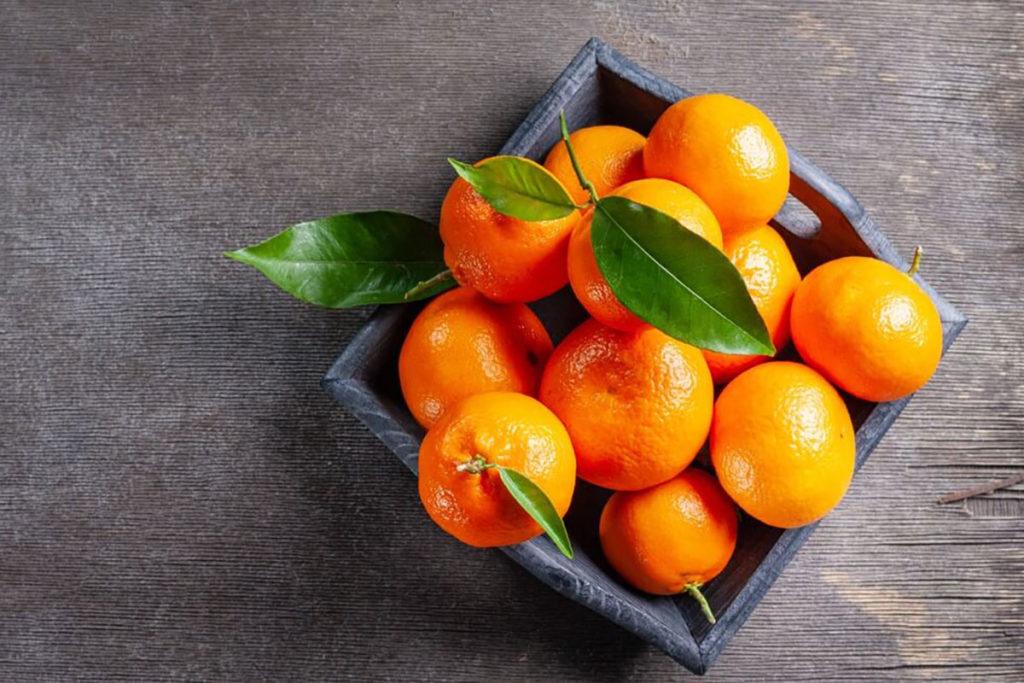 indice glucemico mandarinas