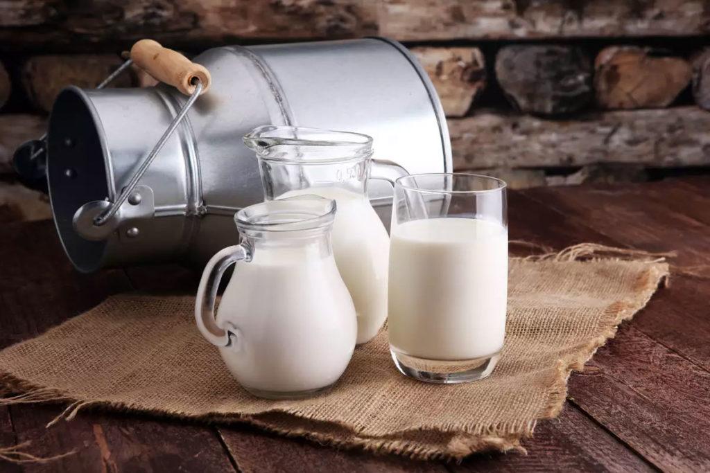 indice glucemico de la leche