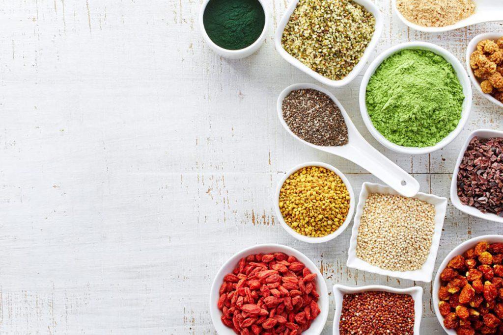 ejemplos de alimentos saludables