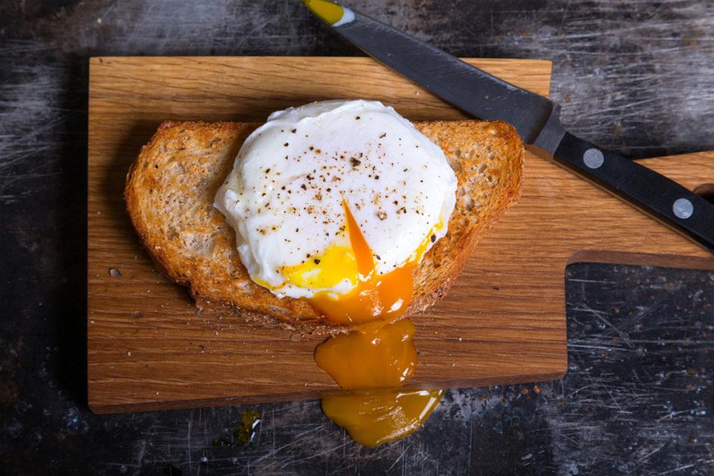 como cocinar huevos