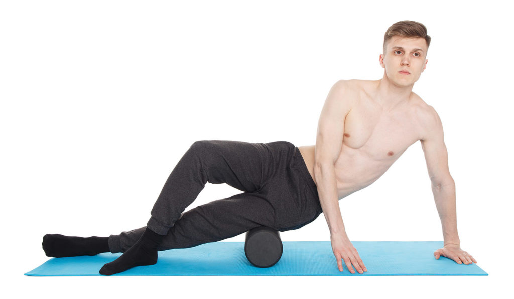 foam roller ejercicios