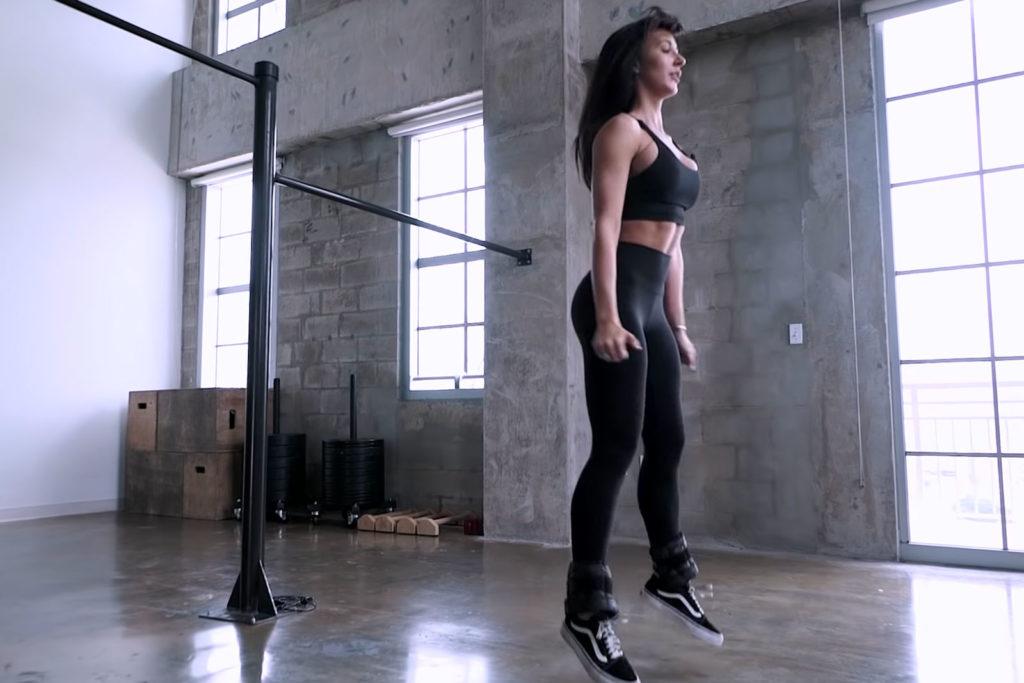 ejemplos de ejercicios para glúteos sin pesas